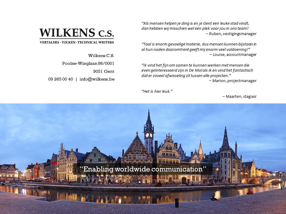 WilkensGent Slide1